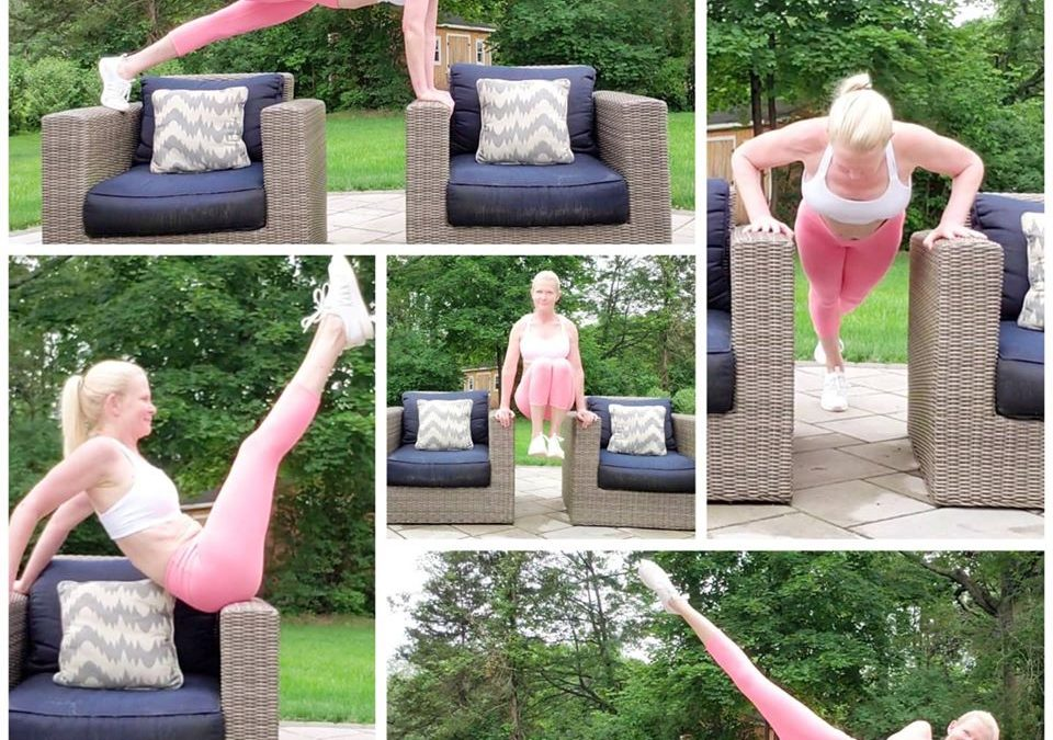 Get fit at home!