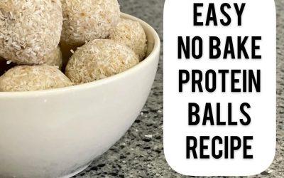 No Bake Protein Bars!