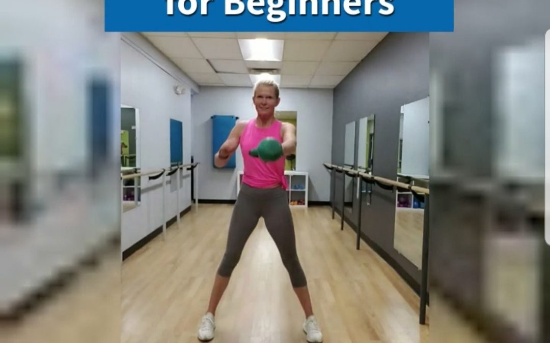 Kettlebell Workout for Beginners!