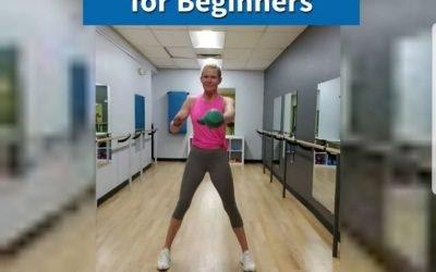 Kettlebell Workout for Beginners!