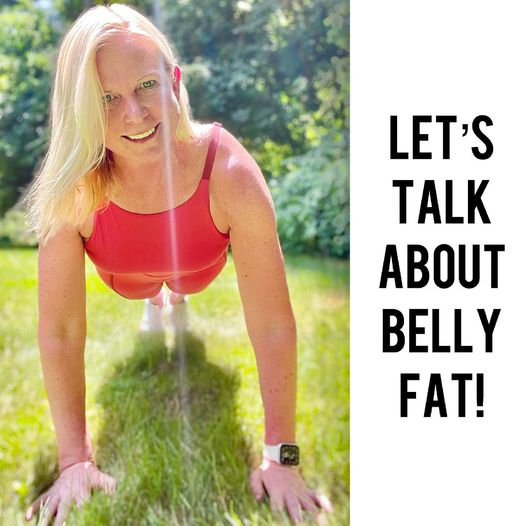 Let's talk about belly fat