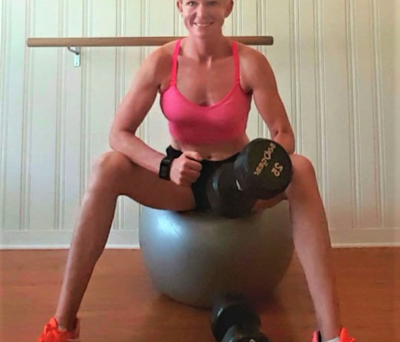 Start lifting weights – heavy ones!