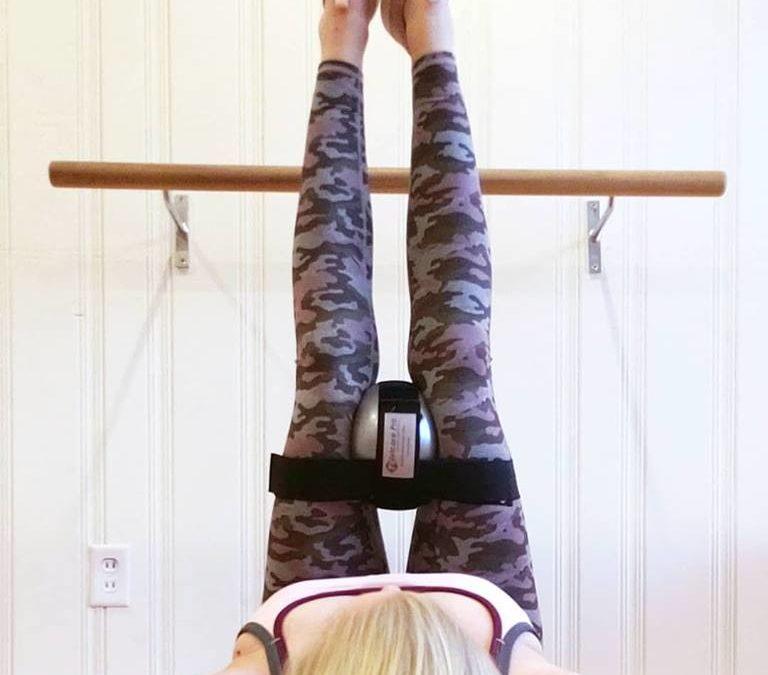 Strengthening your pelvic floor