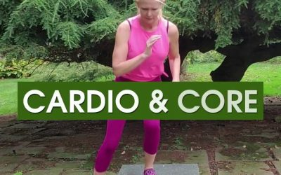 Cardio Core Workout!