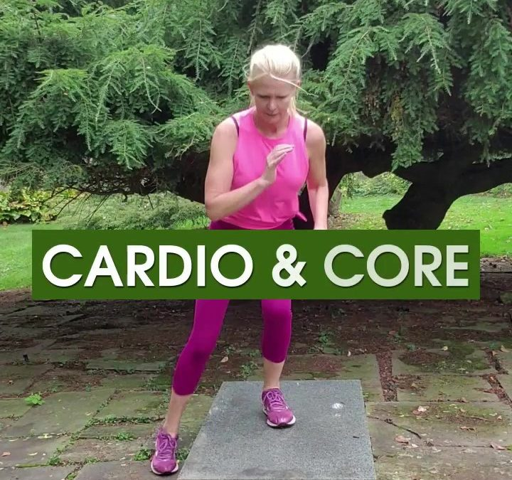 Cardio Core Workout!