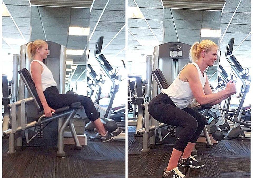 Machines vs. Body weight