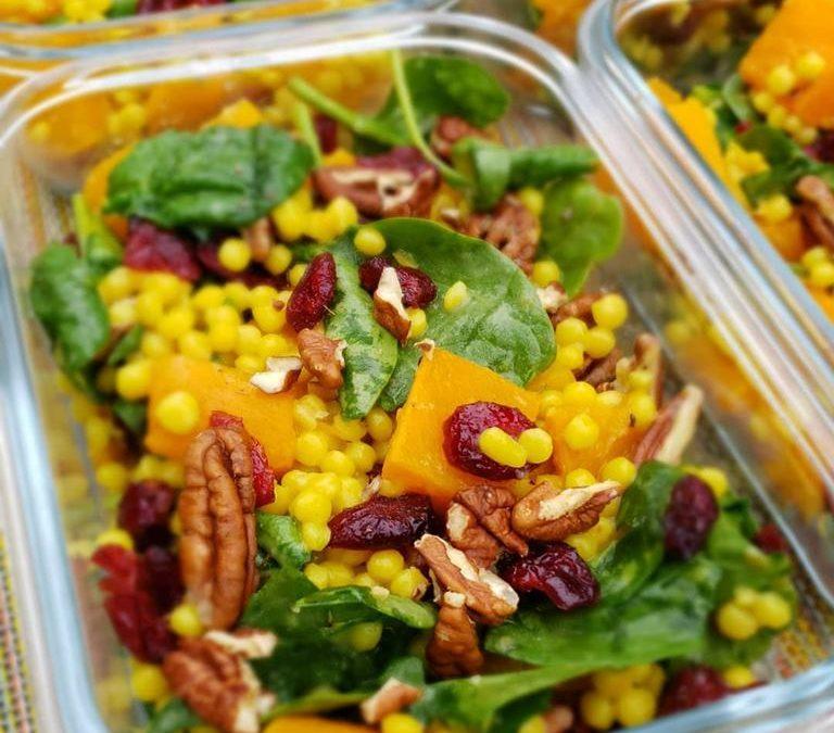 Autumn Couscous Salad!