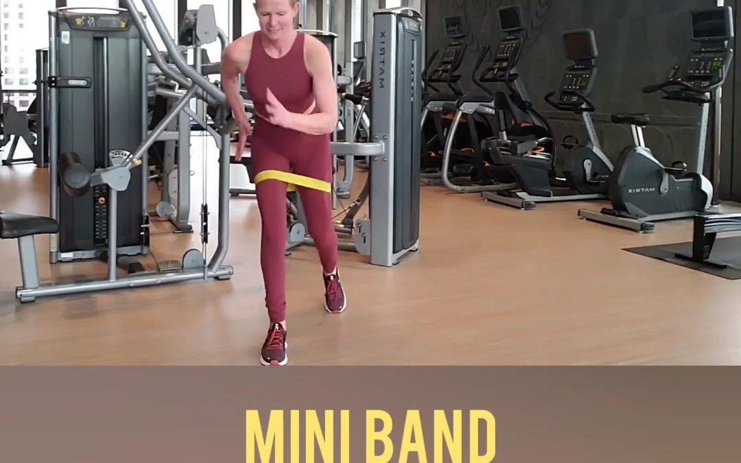 Mini Band Workout!