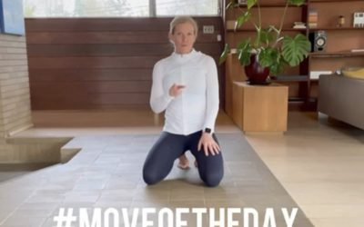 Move of the day!