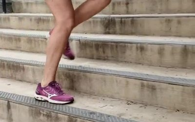 Stair workout!